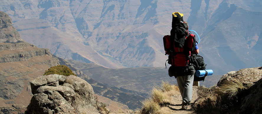 Drakensberg walking routes