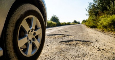 Protect your car from pothole damage