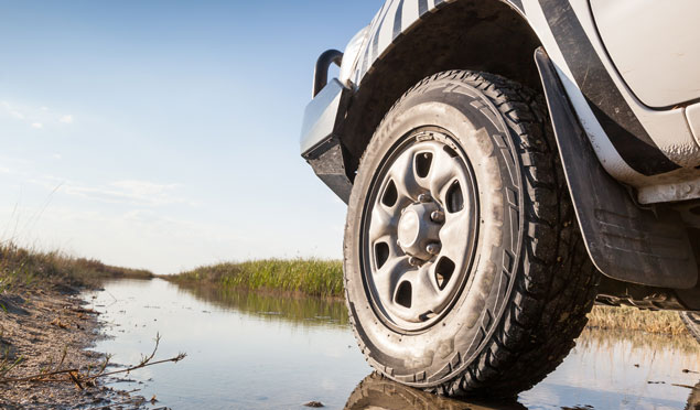 Everything you need to know about 4x4 insurance