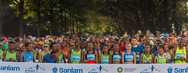 Get free entry to the Sanlam Cape Town Marathon!