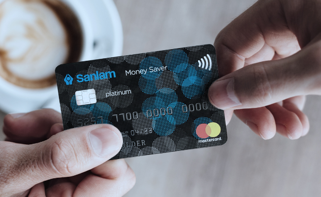 Sanlam Money Saver credit card